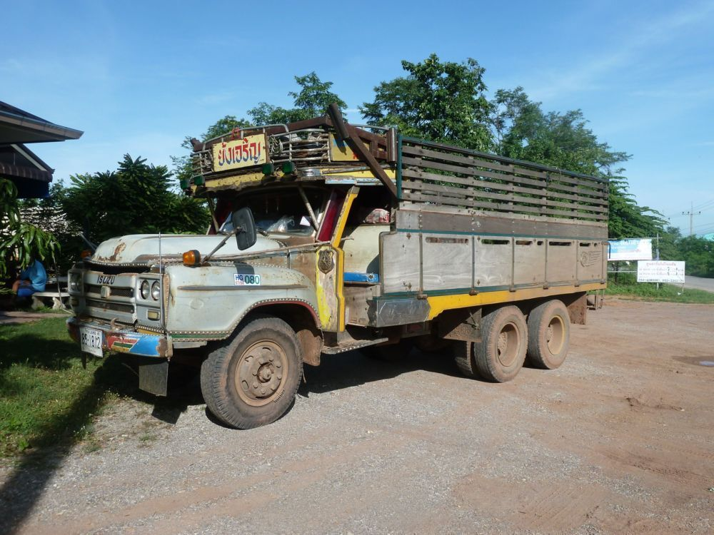 Burmese truck driver tests positive for Covid in Tak province | Thaiger