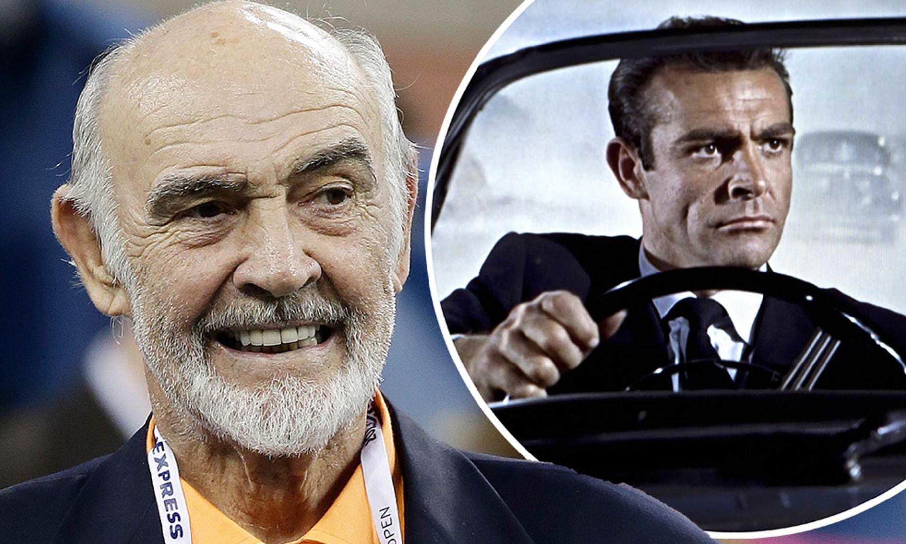 Sir Sean Connery dies at 90 years of age | The Thaiger