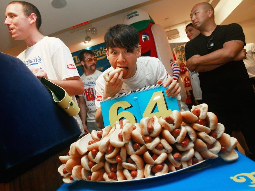 Pattaya to host eating contest next weekend, everyone welcome | Thaiger