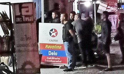 Gunman surrenders after holding Phuket woman hostage for 4 hours | The Thaiger