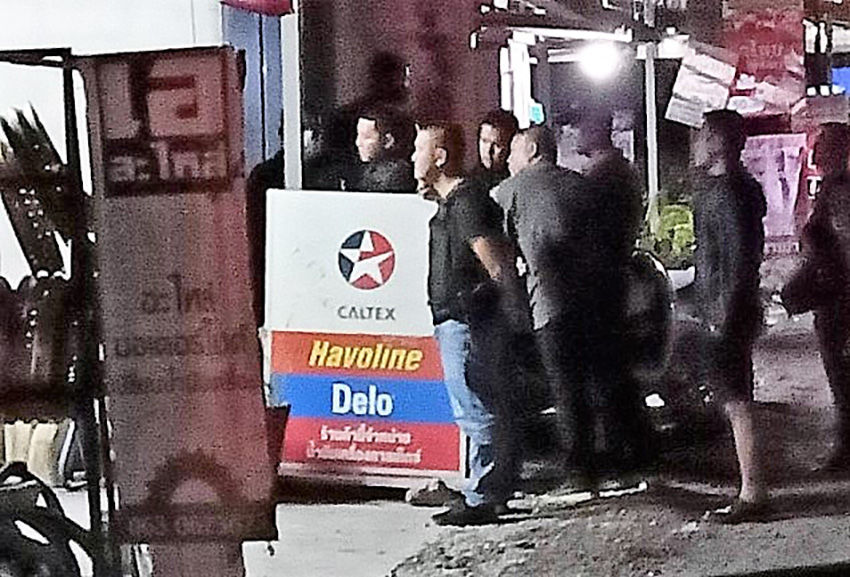 Gunman surrenders after holding Phuket woman hostage for 4 hours | Thaiger