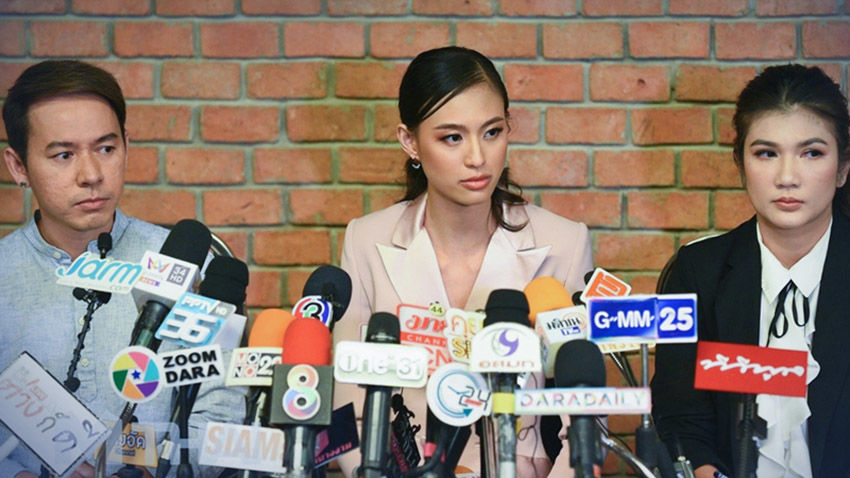 Contestant eliminated from Miss Universe Thailand after manager infiltrates organising committee | Thaiger