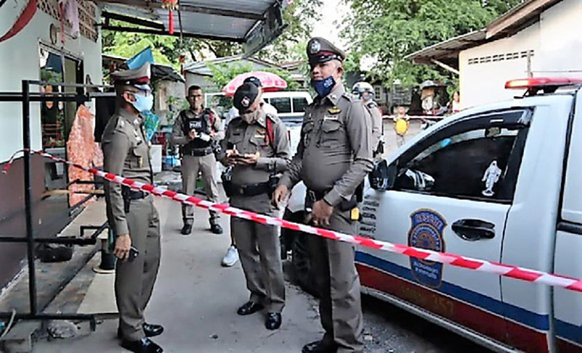 Phuket man shoots himself in the head in suspected suicide | Thaiger