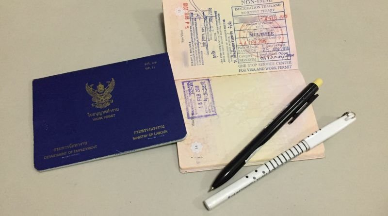 Thai woman arrested for offering fake visa services to hundreds of migrant workers | Thaiger