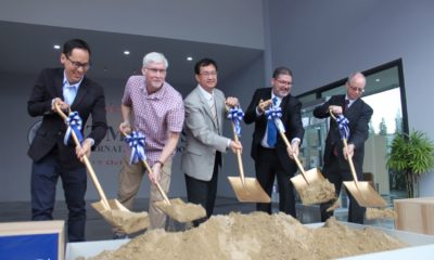 St Mark's International School 'breaks ground' with their new Bangkok campus | The Thaiger