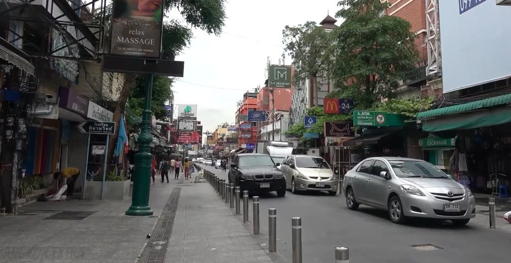 Bangkok's Khao San Road re-opening for local trade | Thaiger