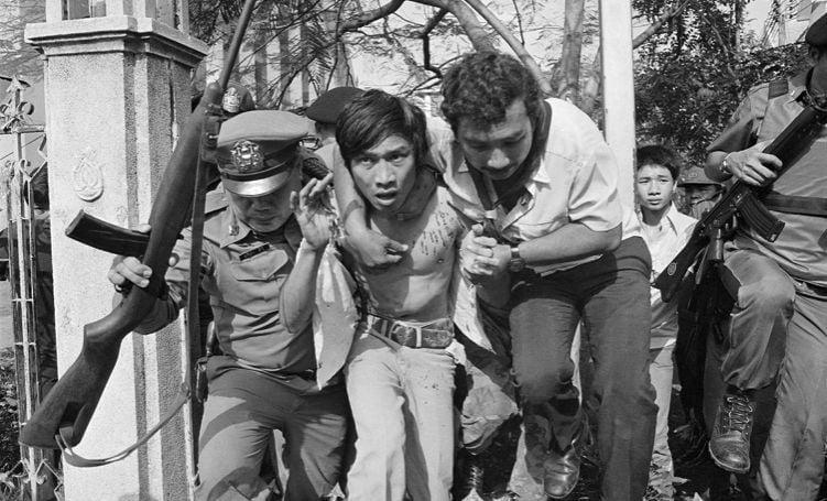 44 years on - the 1976 Thammasat University Massacre   News by Thaiger