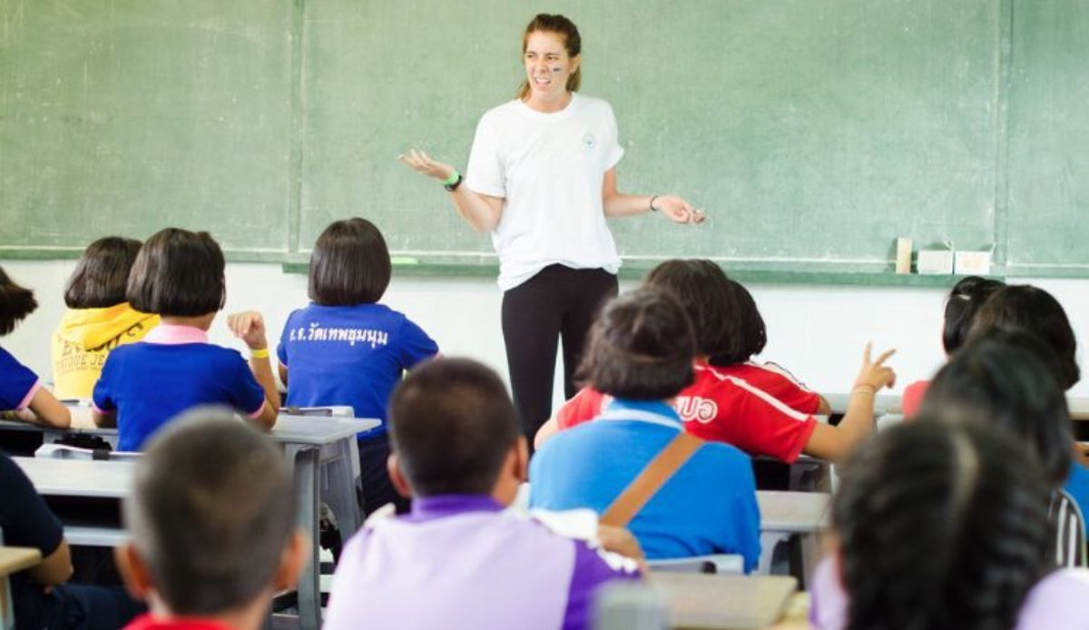 The myth of native English speaking teachers in Thailand - OPINION | The  Thaiger