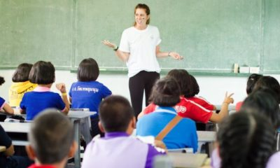 Government crackdown on foreigners teaching without work permits | The Thaiger