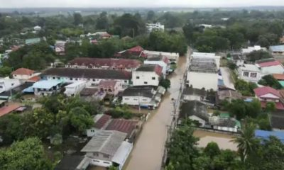 8,000 homes inundated in Nakhon Ratchasima after 2 days of torrential rain | Thaiger
