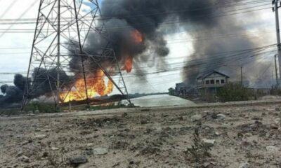 Thai PM orders investigation into Samut Prakan gas pipeline explosion, 3 dead   Thaiger