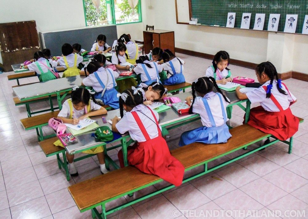 Poll shows large majority believe child abuse at schools is not okay   Thaiger