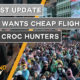 Thailand News Today | Protest update, Samui wants cheap flights, Isaan croc hunters | October 19 | The Thaiger