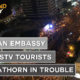 Thailand News Today | German Embassy, More STV tourists, Thanathorn in trouble | October 27 | Thaiger
