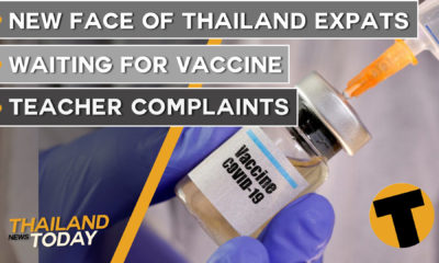 Thailand News Today | Waiting for vaccine, new face of Thailand expats, teacher complaints | Oct 1 | The Thaiger