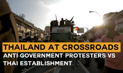 Thailand at the crossroads. The anti-government protesters vs Thai establishment – VIDEO | Thaiger