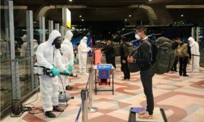 15 new Covid-19 cases detected in quarantine | Thaiger