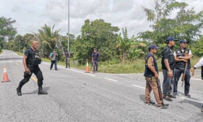 Pattani ranger volunteer killed in bomb explosion, 2 others shot in ambush | The Thaiger