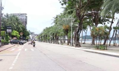 Pattaya's Beach Road to add an extra lane, part of multi-million baht renovation plan | The Thaiger