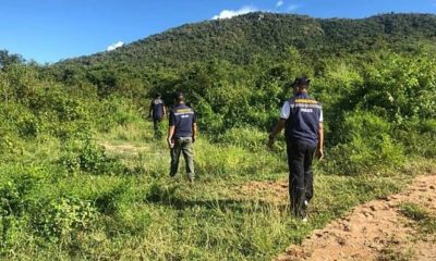 Prachuap Khiri Khan blocks borders with barbed wire after Covid-19 reports in Myanmar | The Thaiger