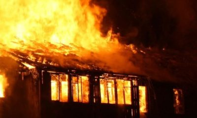 Man allegedly burns down house because his wife refused sex | Thaiger
