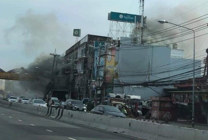 Chon Buri fire kills 1, injures another