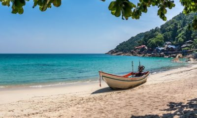 Koh Pha Ngan and Chiang Mai win gongs in the latest Condé Nast Traveler Awards | The Thaiger