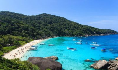 Similan Islands to reopen on October 15 with 'new normal' policy | The Thaiger