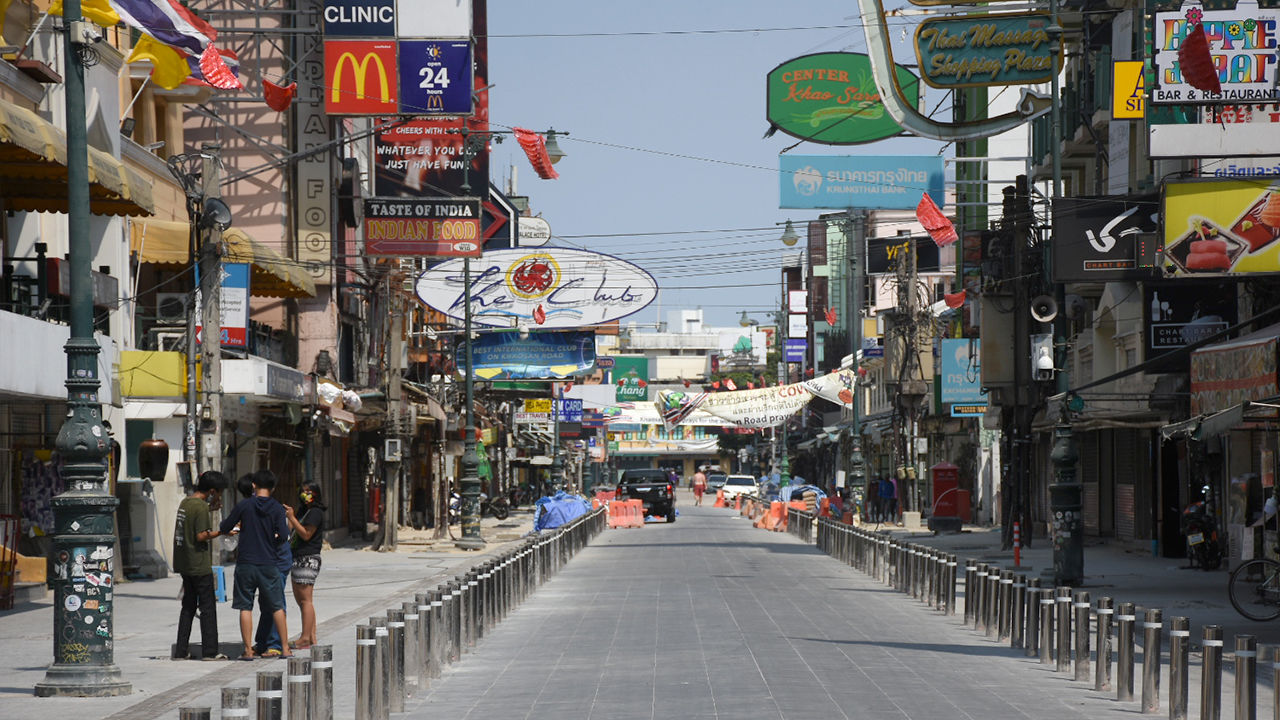 Khao San Road evolving, all ages daytime event planned for Halloween | The Thaiger