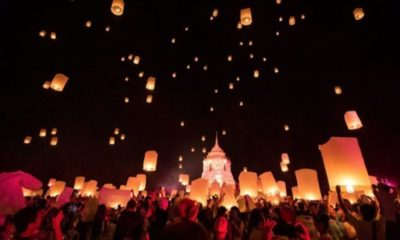 Chiang Mai sets rules for this year's Yi Peng Lantern Festival | The Thaiger
