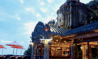 Koh Phangan hotel probed after complaints of cultural appropriation for Angkor Wat design | The Thaiger