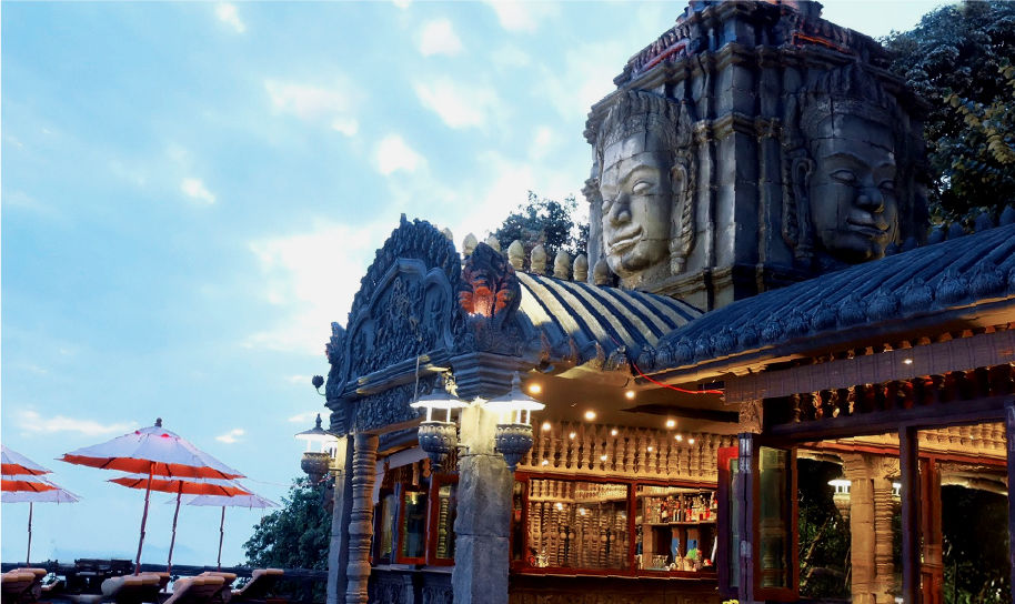 Koh Phangan hotel probed after complaints of cultural appropriation for Angkor Wat design | Thaiger