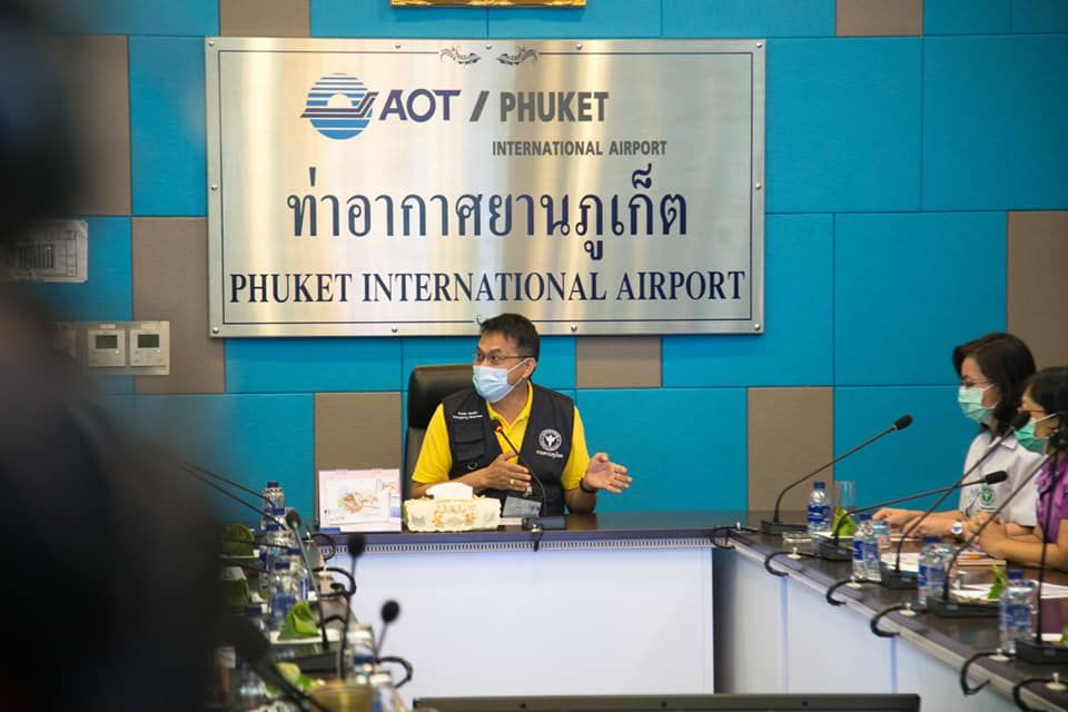Special Tourist Visa flight to Phuket delayed, tourists to arrive after the Vegetarian Festival | Thaiger