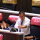 Opposition MP slashes his arm in protest at treatment of anti-government activists | Thaiger