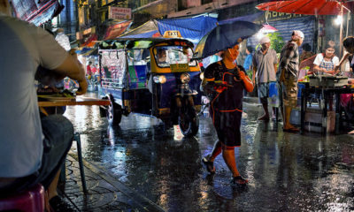 Continuous rainfall expected throughout Thailand this week   Thaiger