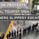 Thailand News Today | Bangkok protests, Special Tourist Visa, Prisoners slippery escape | October 16 | Thaiger
