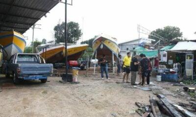 Police search for suspect after man shot, critically injured near Chon Buri shipyard | Thaiger