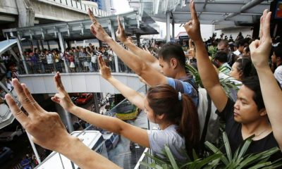 More catchy than Covid, K-Pop fans raise millions to support Thai protesters | The Thaiger