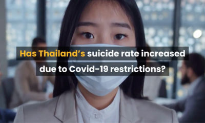 Has Thailand's suicide rate increased due to Covid-19 restrictions? – VIDEO | The Thaiger