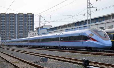 State Railway officials sign 5 high-speed rail contracts as part of project linking Thailand and China | Thaiger