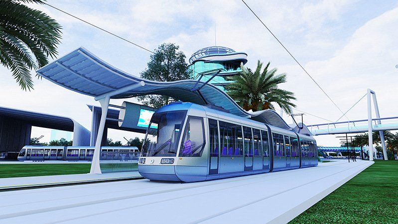 The Phuket 'light rail' may end up being an electric bus instead | News by Thaiger