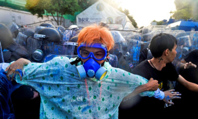 Police violence against democracy demonstrators – letter from Human Rights Watch | Thaiger