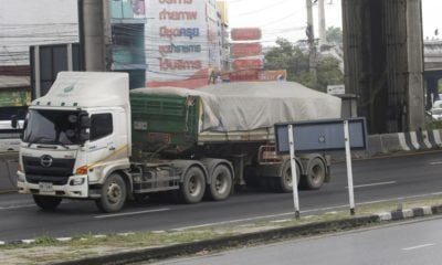 Economic concerns put Bangkok's ban on 10-wheel trucks on hold | The Thaiger