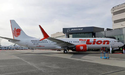 Boeing's 737 MAX takes its next step to re-enter commercial service | Thaiger