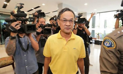 Appeal Court upholds 20-year corruption sentence against former Buddhism chief   The Thaiger