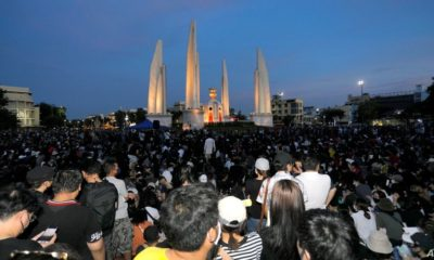 Police brace for large anti-government rally at Bangkok's Democracy Monument on Sunday | The Thaiger