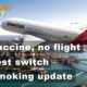 Thailand News Today | No vaccine, no flight, protest latest, smoking ban | November 25 | The Thaiger
