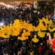 """Thousands gather in Bangkok for """"anti-coup"""" protest picnic 