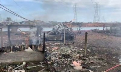 PTT pays millions in compensation after Samut Prakan gas pipeline explosion   Thaiger