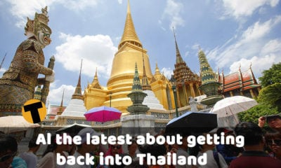 Getting Back to Thailand, the latest information about ASQs and STVs | VIDEO | The Thaiger